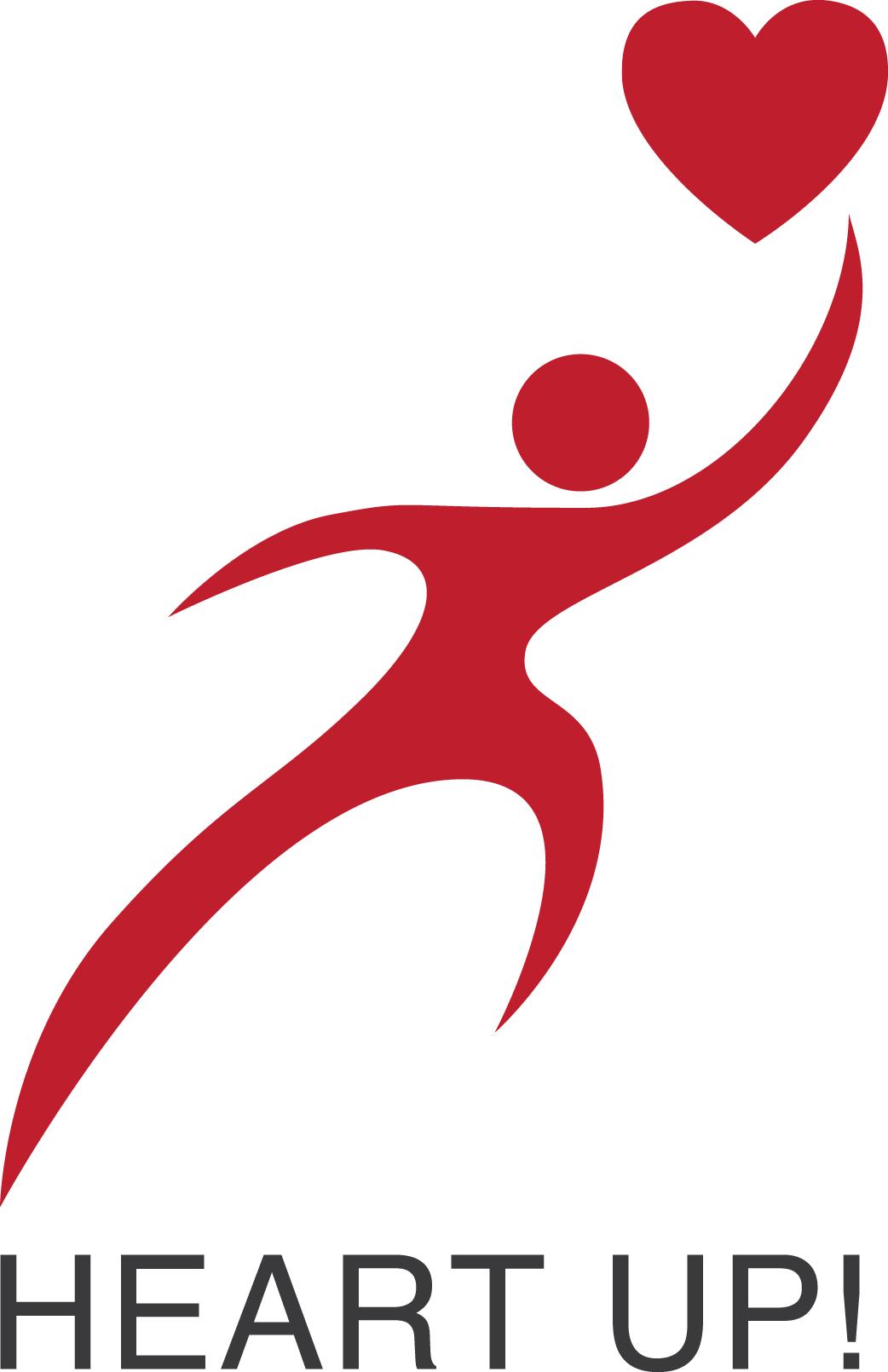 heart up logo